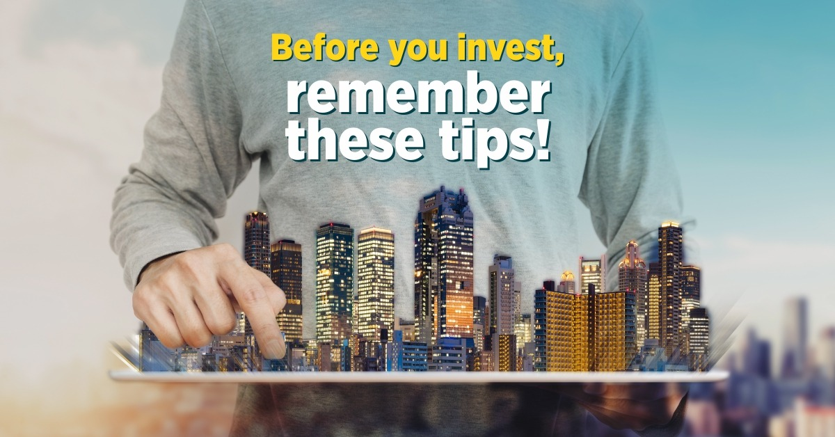 Tips for productive commercial property investment!
