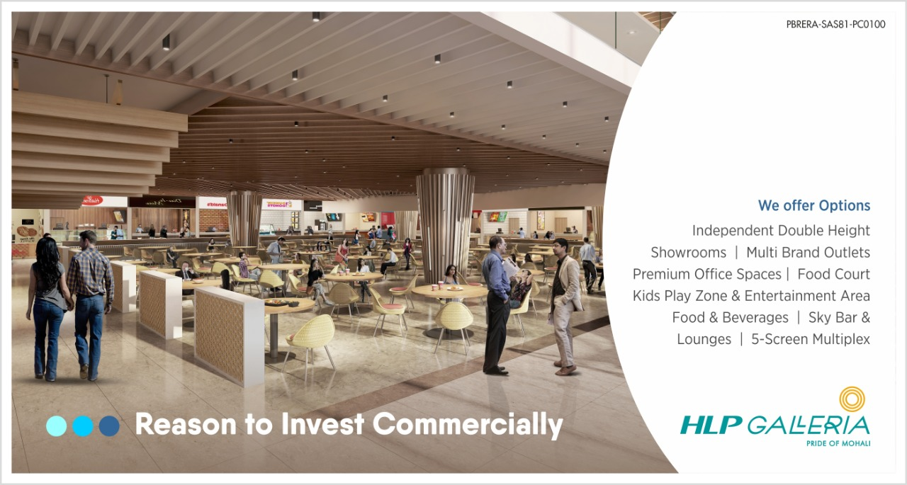 Benefits of Commercial Spaces